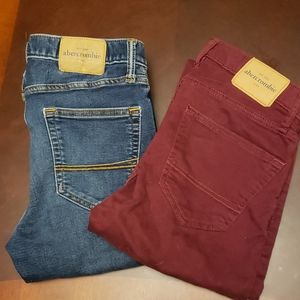 Bundle of Abercrombie pants